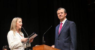 Bahl inaugurará las sesiones ordinarias del Concejo Deliberante