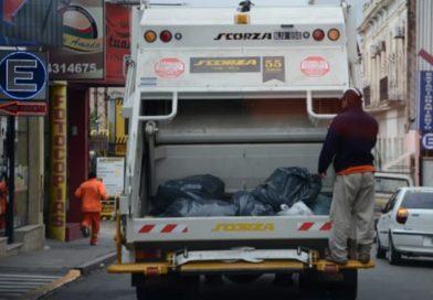 Cronograma de recolección de residuos para Semana Santa