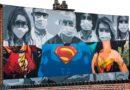 La pandemia en forma de arte a través de grafitis en cada rincón del mundo. 20 de los mejores.