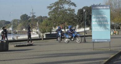 Habrá operativos policiales para evitar aglomeraciones este fin de semana y el Día de la Primavera