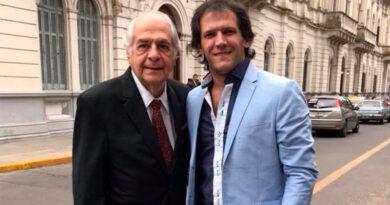 La música entrerriana de luto: Falleció Nestor Cuestas. Emotivo mensaje de su hijo