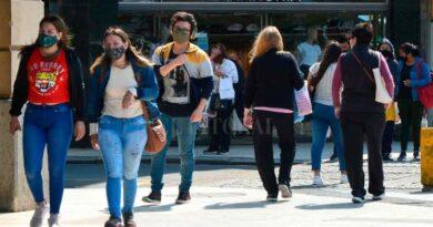 Por 2do. día se superan los 400 casos diarios de covid en 43 localidades de Entre Ríos