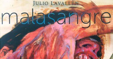El artista Julio Lavallén presenta su libro Malasangre en el ciclo #MuseoPróximo