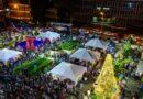 Se realizará la tradicional Feria Navideña de Plaza Mansilla pero con ingreso controlado