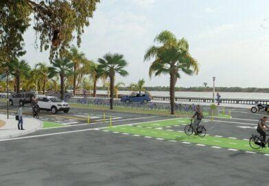 Se adjudicó la construcción de la Bicivía en la Costanera