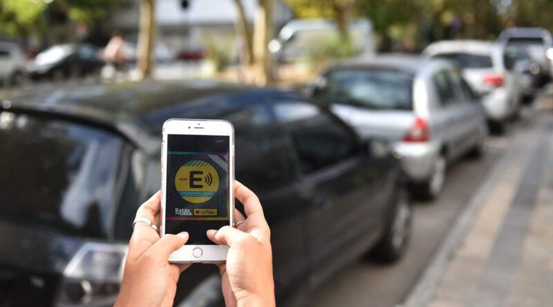Estacionamiento inteligente en Parana: con una App se sabrá antes donde estacionar