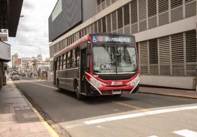 Desde este lunes nuevos horarios de circulación en todas las líneas de colectivos de Paraná