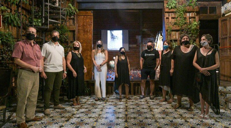 Paraná cuenta con el nuevo espacio cultural Casa Boulevard