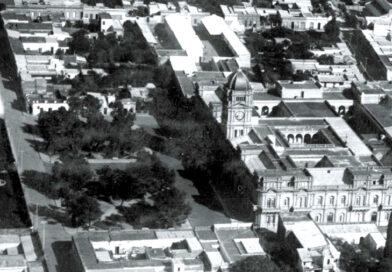 Aquella vieja Plaza Mansilla