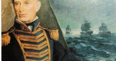 Calles de la ciudad: Almirante Guillermo Brown