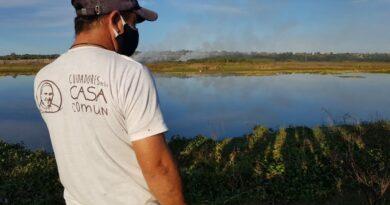 Cuidadores de la Casa Común desarrollan propuestas de ecoturismo en la provincia