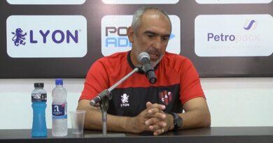 «Tenemos que hacernos fuertes en casa», avisó el DT de Patronato en la previa con Boca